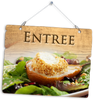 Entree & Appetizer Recipes