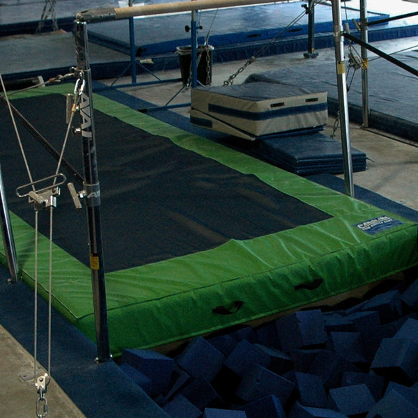 Carolina Gym Supply In-ground Resi Mats Lime Green