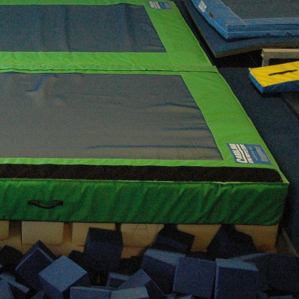 Carolina Gym Supply In-ground Resi Mats