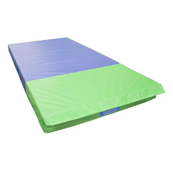 "Carolina Gym Supply Level 3 Vault Matting System (5' x 10' x 8"" Soft Landing Mat)"