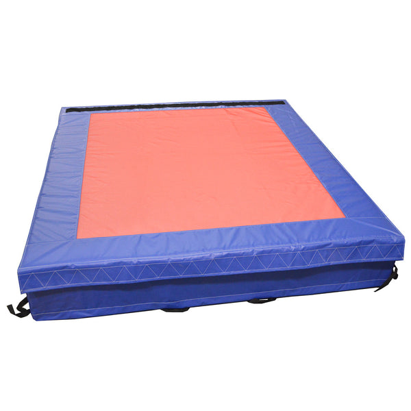 Carolina Gym Supply Marshmallow Soft Landing Mat Front