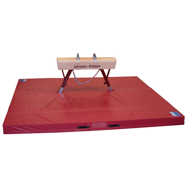 Carolina Gym Supply Pommel Horse Competition Platform Mat