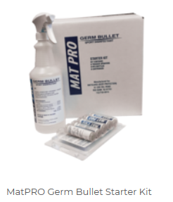 MatPRO®Germ Bullet Starter Kit (CURRENTLY OUT OF STOCK)