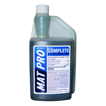 MatPRO® Concentrated Surface Cleaner E-Z Pour Bottle (LOW STOCK)