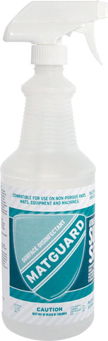 MATGUARD® Ready-To-Use Surface Disinfectant Spray (LOW STOCK)