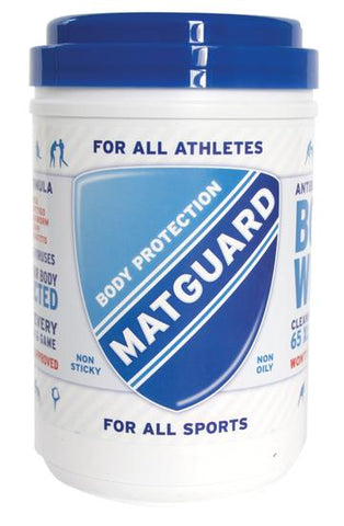 MATGUARD®XL Antiseptic Body Wipes (LOW STOCK)