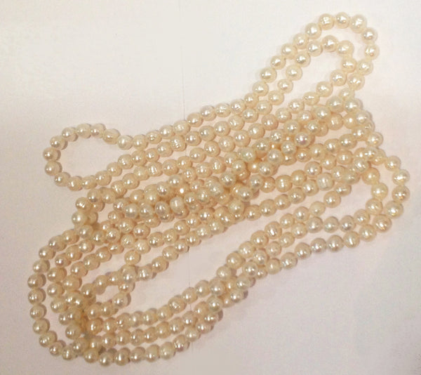 """The Classic"" Freshwater Pearl Necklace - Klara Haloho - 4"