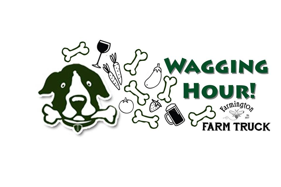Green Tails Wagging Hour
