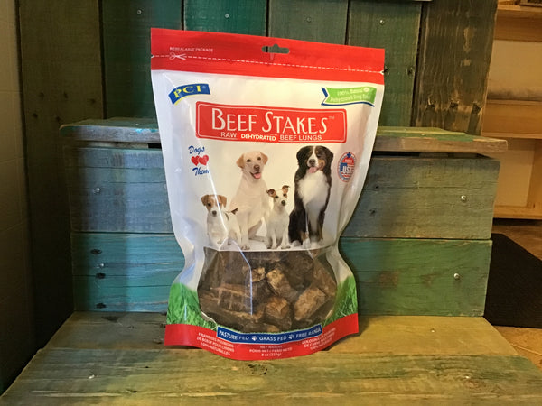 Beef Stakes Treats