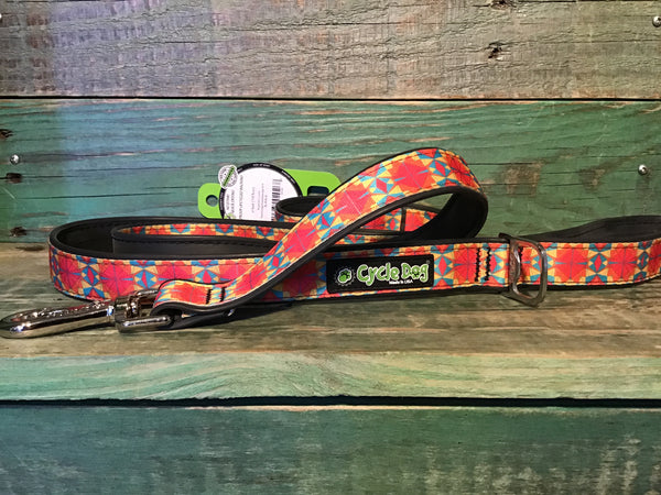 Cycle Dog Kaleidoscope Leash