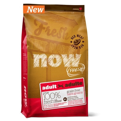 Now Fresh Red Meat Adult Grain Free Dry Dog Food