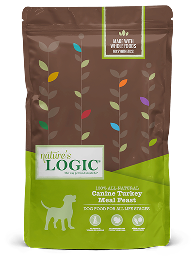 Nature's Logic Turkey Meal Feast Dry Dog Food