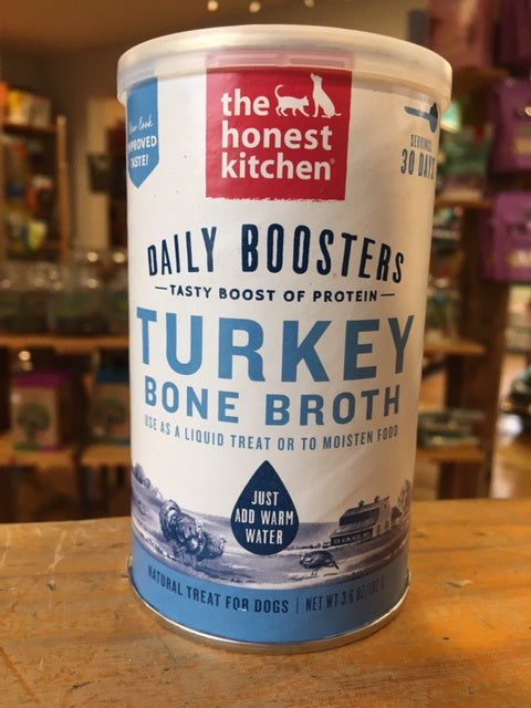 The Honest Kitchen Turkey Bone Broth Powder 3.6oz