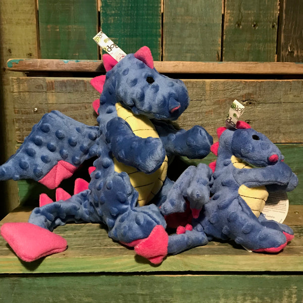 Go Dog Dragons Squeaker Dog Toy