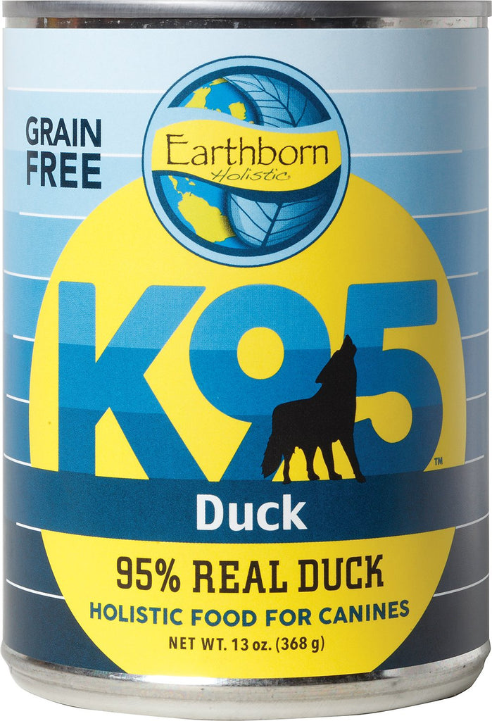 Earthborn Holistic K95 Duck 13oz