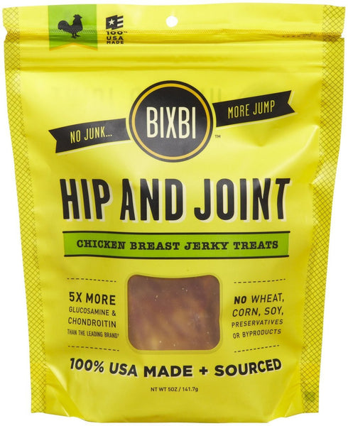 Bixbi Chicken Hip & Joint Jerky Treats