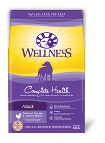Wellness Chicken Complete Health Adult Dry Dog Food