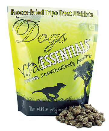 Vital Essentials Tripe Freeze Dried Nibblets 1lb
