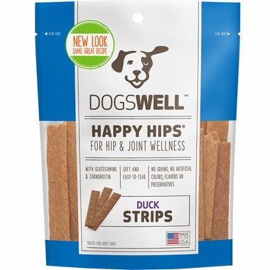 Dogswell Happy Hips Duck Strips USA