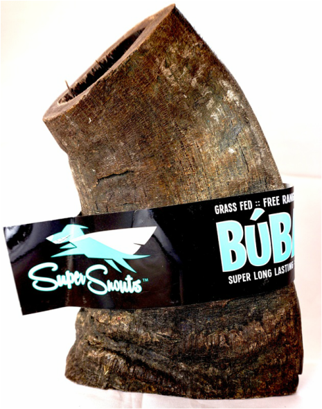 Buba Chew Water Buffalo Horn Hollow