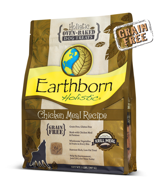 Earthborn Holistic Chicken Meal Treats