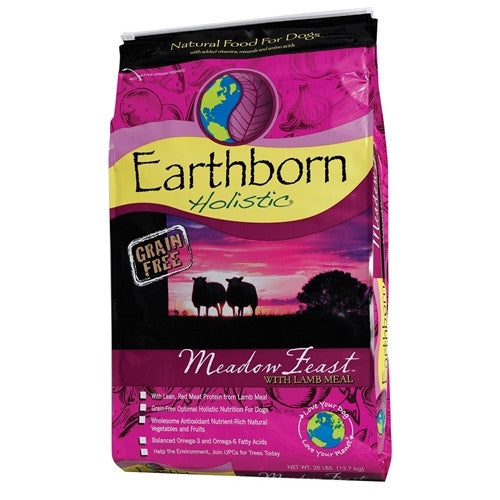 Earthborn Holistic Meadow Feast Grain Free Dry Dog Food