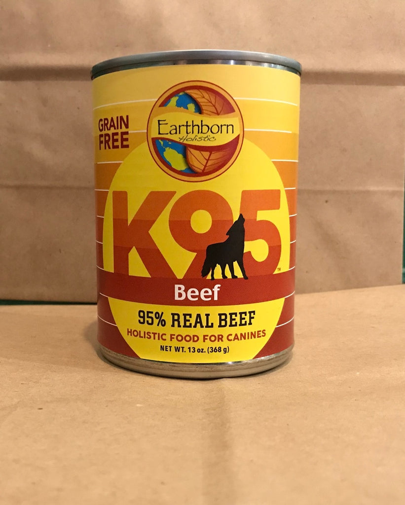 Earthborn Holistic K95 Beef Can 13 oz