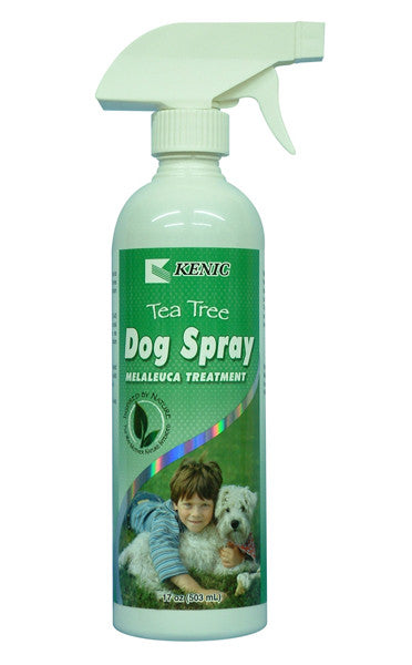 Kenic Tea Tree Dog Spray 17oz