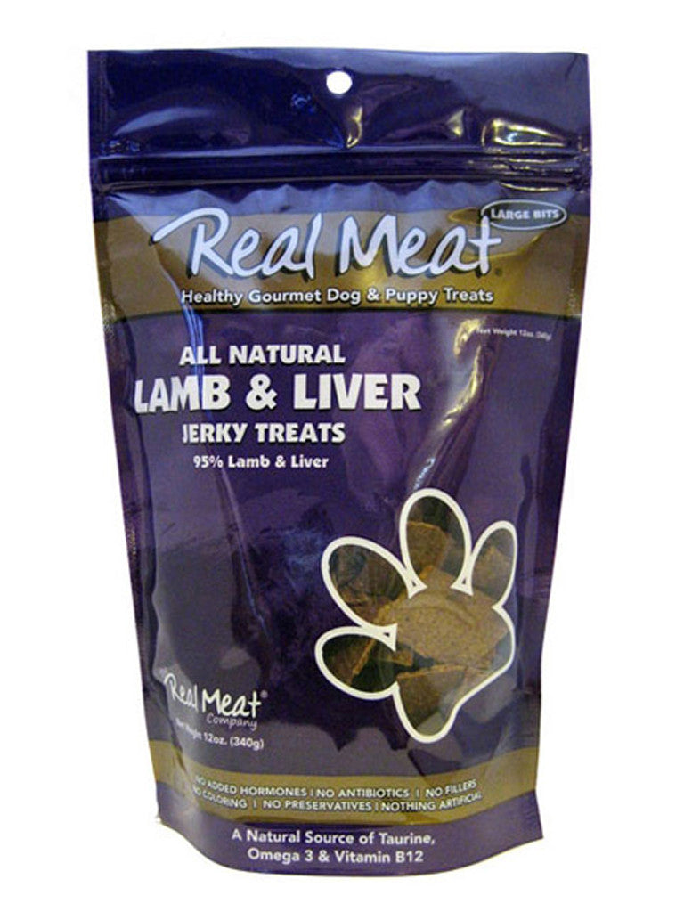 Real Meat Lamb Jerky Treats