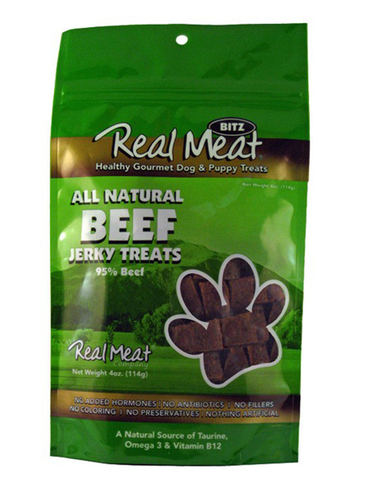Real Meat Beef Jerky Treat