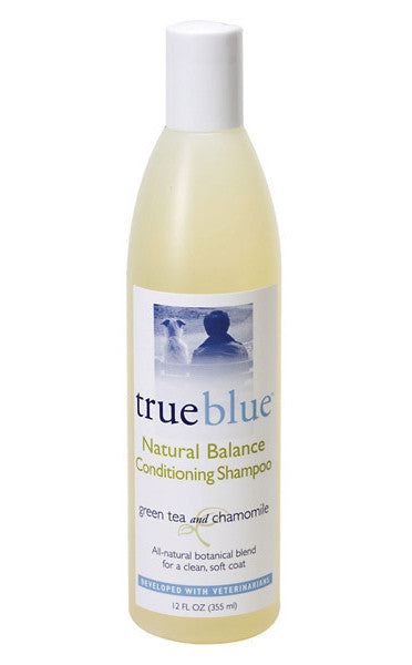 True Blue Natural Balance Conditioning Shampoo 12oz