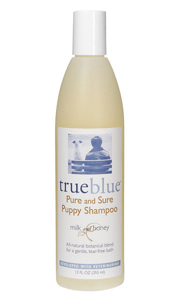 True Blue Pure & Sure Puppy Shampoo 12oz
