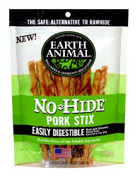Earth Animal Pork Stix 10ct