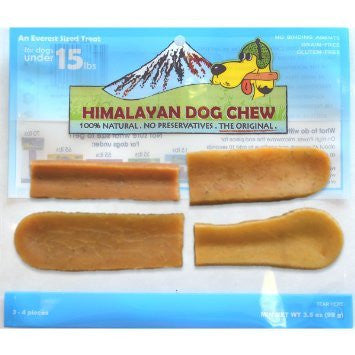 Himalayan Dog Chew Small Under 15lb