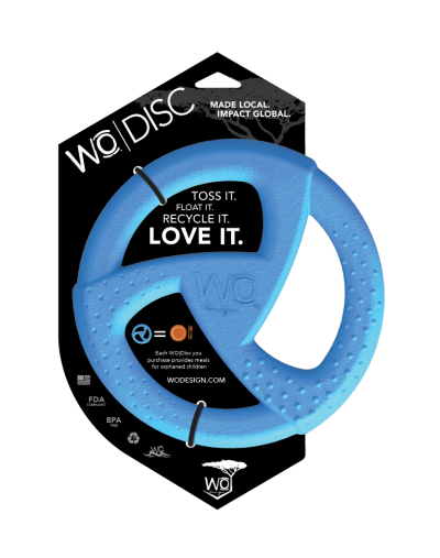 WO Disc Dog Toy
