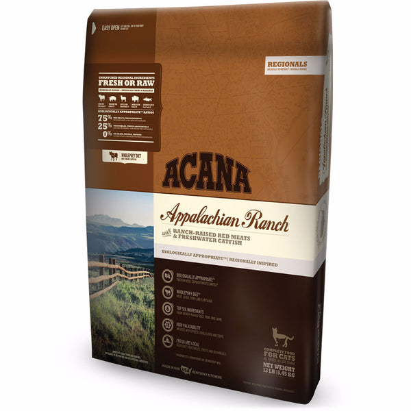 Acana Appalachian Ranch Grain Free Dry Dog Food