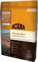 Acana Meadowlands Grain Free Dry Dog Food