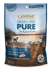 Canidae Pure Heaven Duck Grain Free Biscuits 11oz