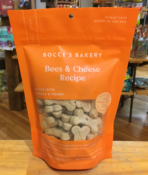 Bocce's Bakerey Bees & Cheese Do Biscuits 8oz