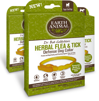 Earth Animal Herbal Flea & Tick Collar