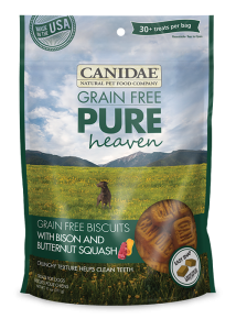 Canidae Pure Heaven Bison Grain Free Biscuits 11oz