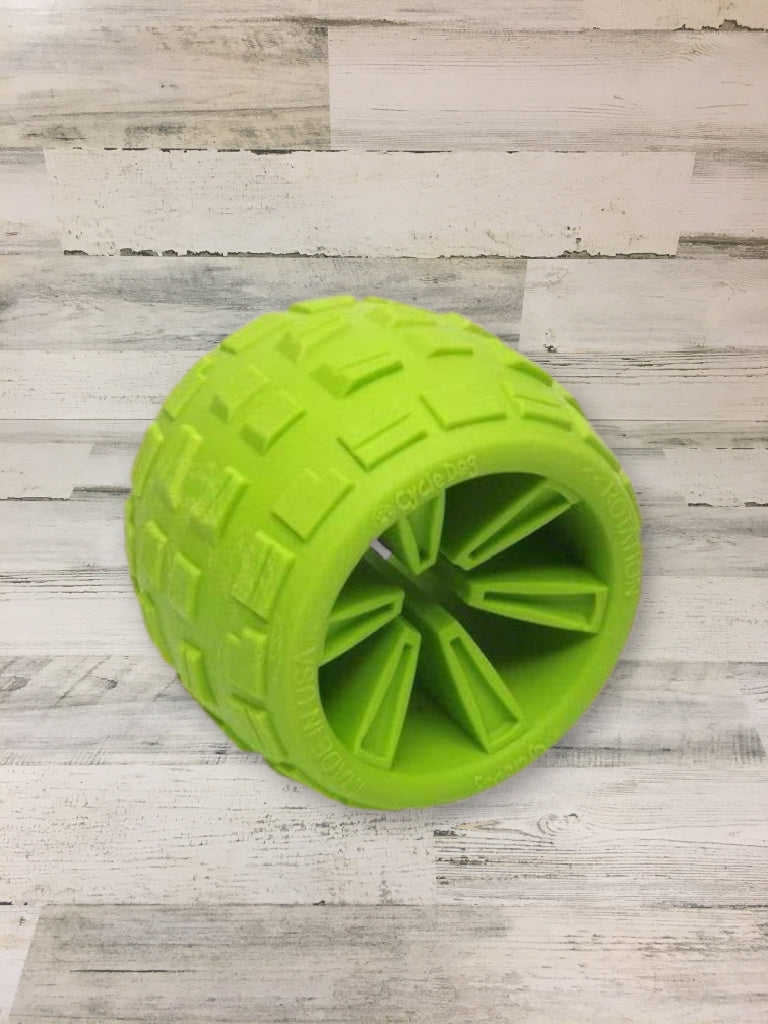 Cycle Dog High Roller Plus Dog Toy