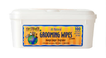 Earthbath Mango Tango Grooming Wipes