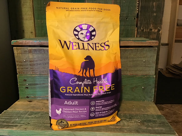 Wellness Complete Health Grain Free