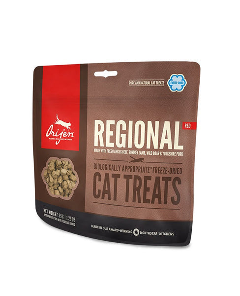 Orijen Cat Treats Regional Red 1.25oz