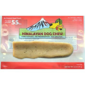 Himalayan Dog Chew Large Under 55lb