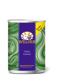 Wellness Turkey Complate Health Grain Free Can Cat Food 12.5oz