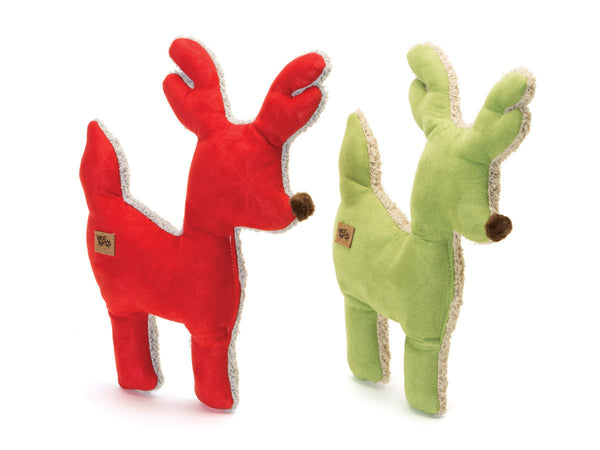 Harry Barker Big Sky Reindeer Toy Red