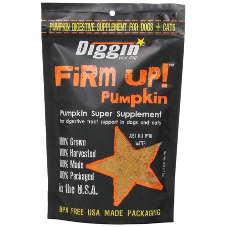 Firm Up Pumpkin Supplement 4oz