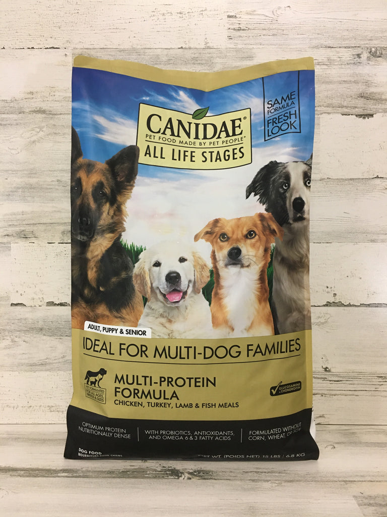 Canidae All Life Stages Multi Protein Dry Dog Food